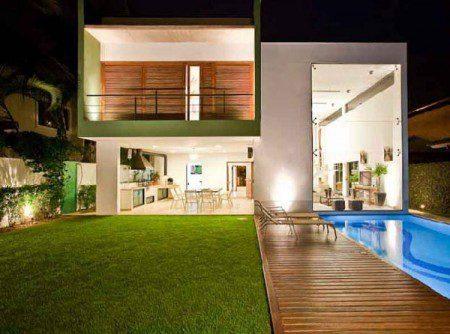 Интересный дом в Сан-Паулу