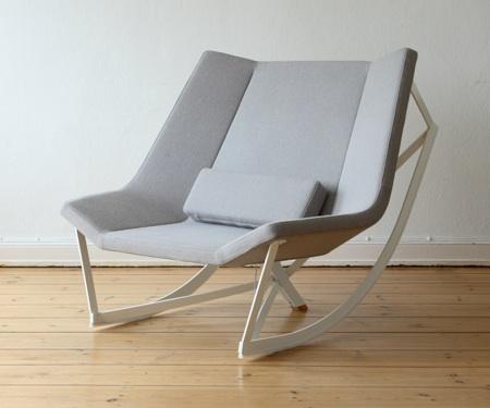 Кресло-качалка Sway