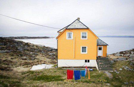 Летний дом в Норвегии