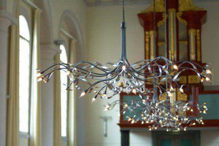 Невероятные светильники