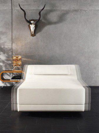 Расслабляющая кровать для домашнего офиса