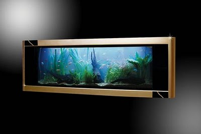 Самый дорогой аквариум в мире