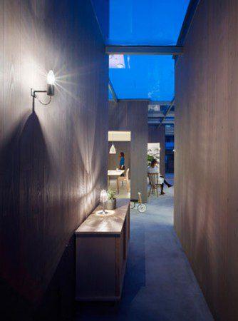 Современный дом в Японии