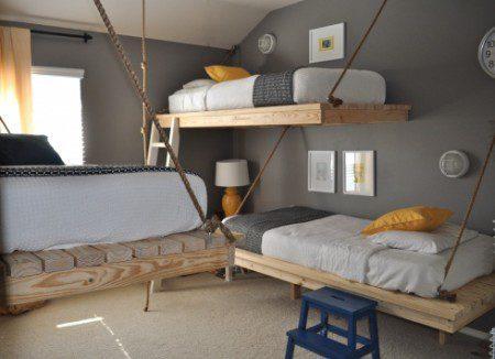 Спальня для трех мальчиков