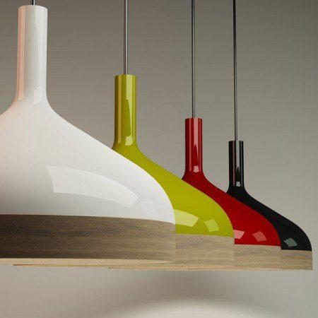 Стильные абажуры для ламп