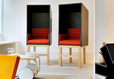 Уникальный современный стул