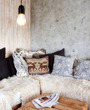 Уютный коттдж в Норвегии