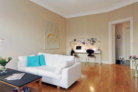 Восхитительная двухкомнатная квартира