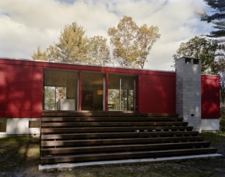 Гармоничный и уютный дом в США