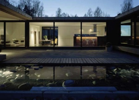 Идеальная архитектура в Швеции