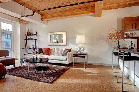Интересная квартира в Сиэтле