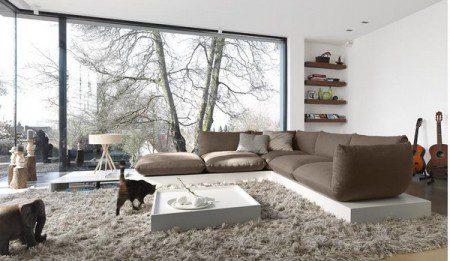 Интересные подушки - создаем мебель сами!