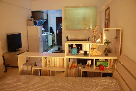 Небольшая, но симпатичная квартира