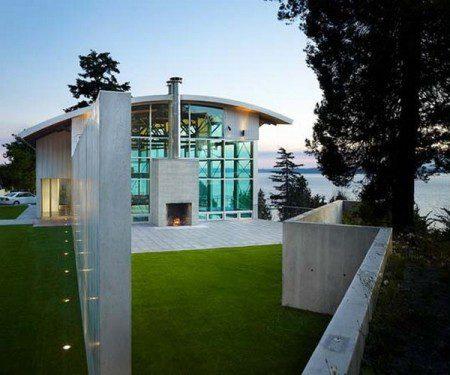 Современная резиденция в Сиэтле