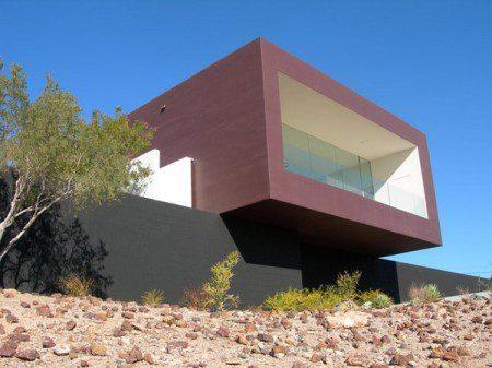 Современный дом в Аризоне