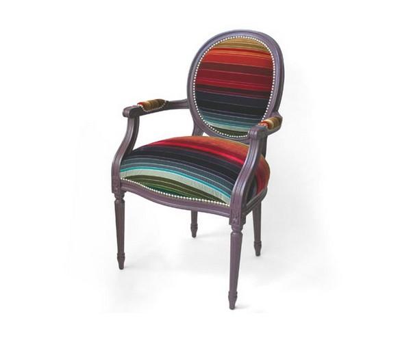 Стильный и мягкий стул