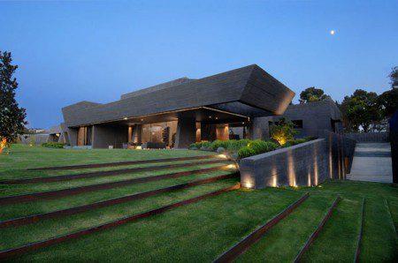 10 Самых интересных архитектурных проектов 2010 года