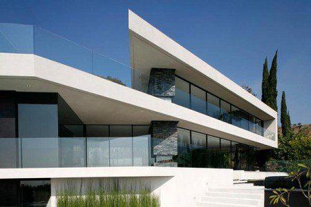 Дом с потрясающим панорамным видом