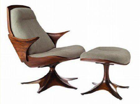 Функциональный и креативный стул