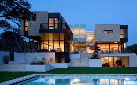 Интригующая резиденция