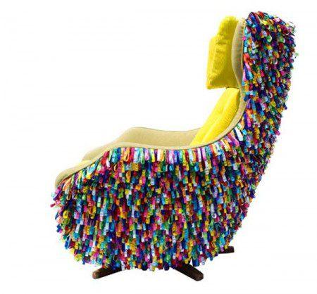 Поразительное кресло
