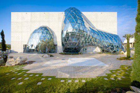 Потрясающий музей Сальвадора Дали