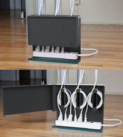 Решение для хранения кабелей