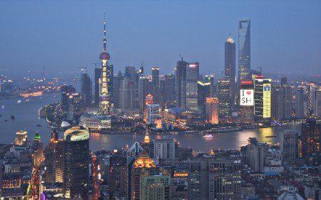 Тогда и сейчас: трансформация одного из районов Шанхая