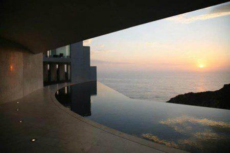 Удивительное жилище с прекрасным видом на океан