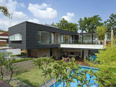 Великолепный дом в Сингапуре