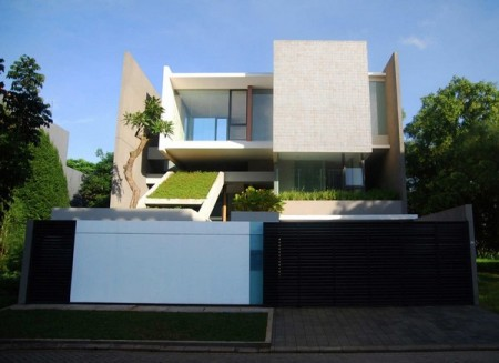 Восхитительный дом в Джакарте