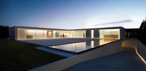 Дом, позволяющий ощутить пространство