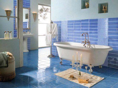 20 идей оформления ванной комнаты керамической плиткой