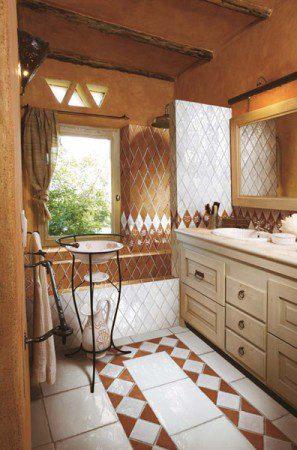 дизайн ванной комнаты фото кафель