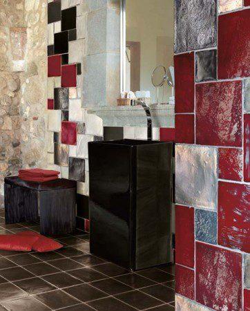 ванная комната дизайн фото плитка