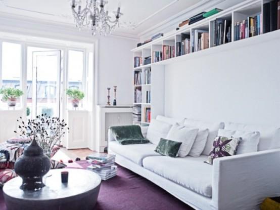 Интересная квартира недалеко от Копенгагена