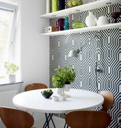 Маленькая и уютная квартира в Стокгольме