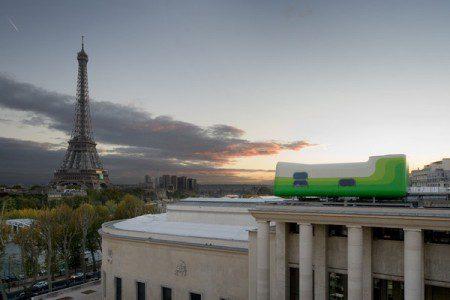 Невероятный отель в Париже