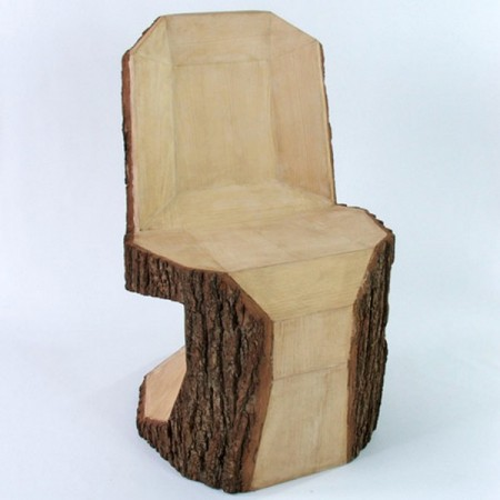 Прикольный стул от Питера Якубика