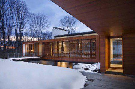Современный архитектурный шедевр