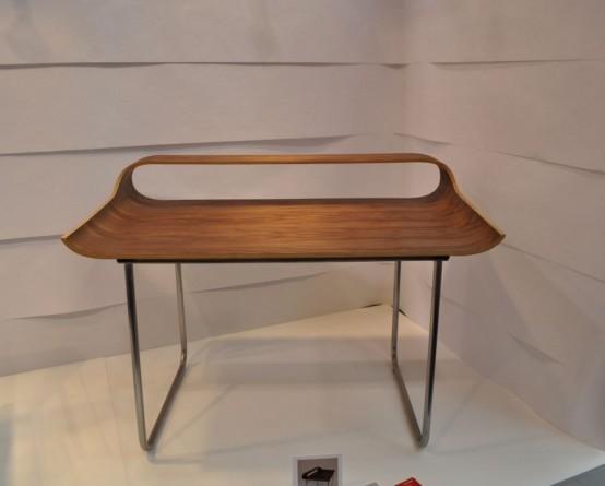 Стильный минималистский стол