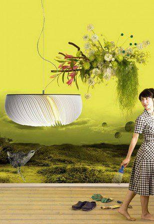Увлекательный подвесной светильник