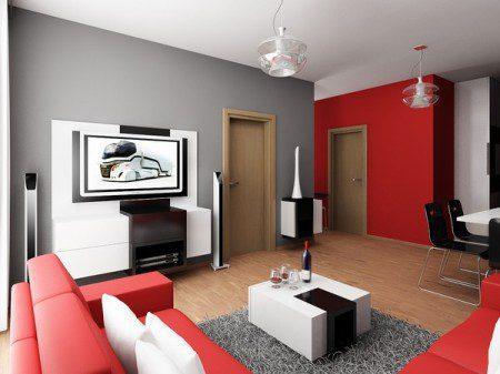Восхитительный дизайн квартиры в Словакии