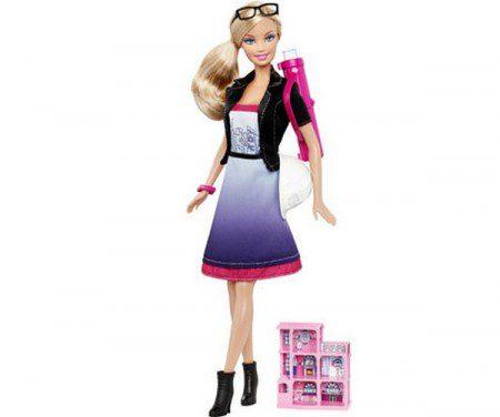 Барби архитектор
