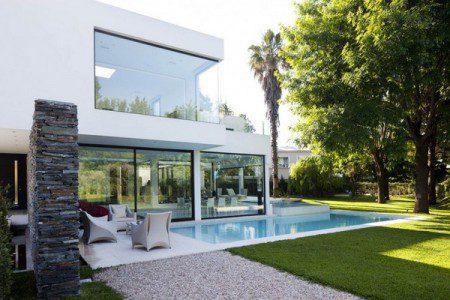 Действительно водяной дом