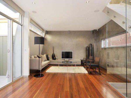 Элегантный и минималистский дом