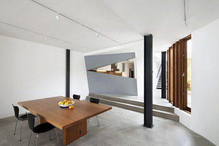 Интригующая архитектура в Мельбурне