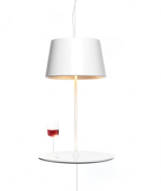 Лампа-иллюзия