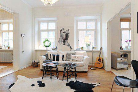 Очаровательная квартирка
