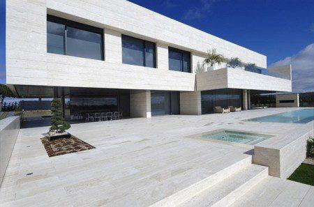 Современное архитектурное жилище